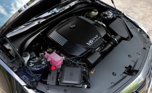 2015 ATS Coupe Engine