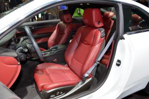 2015 ATS Coupe Exterior