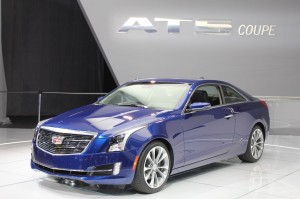 Spectacular 2015 ATS Coupe