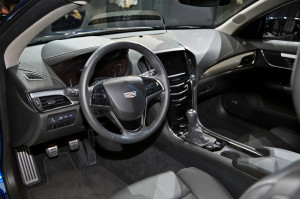 2015 ATS Coupe Interior