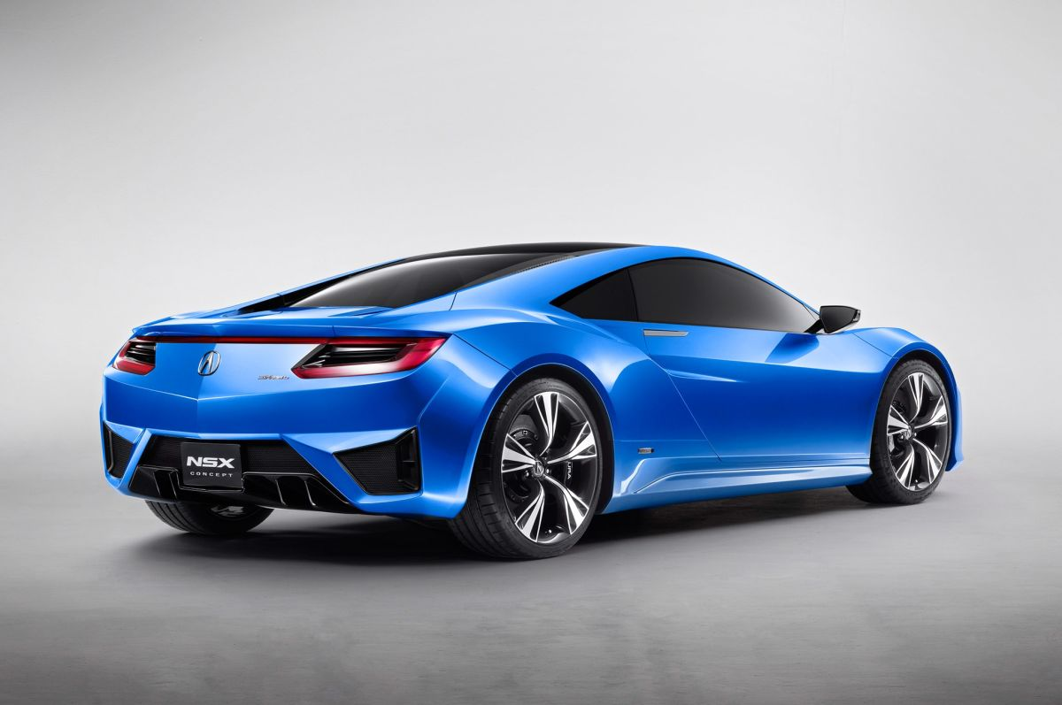 2015 Acura NSX Price, Top Speed, Pictures