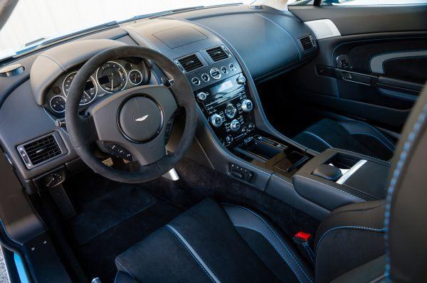 2015 Aston Martin Vantage Interior