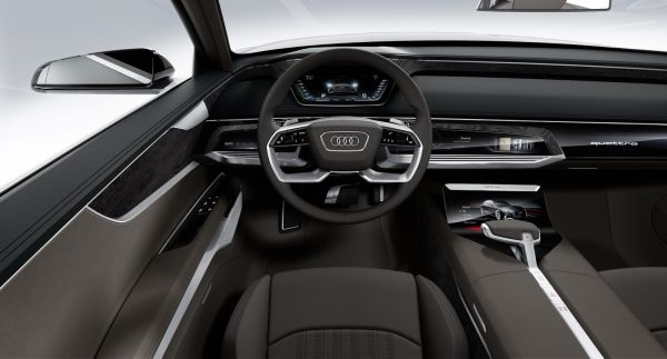 2015 - Audi Prologue Avant Interior