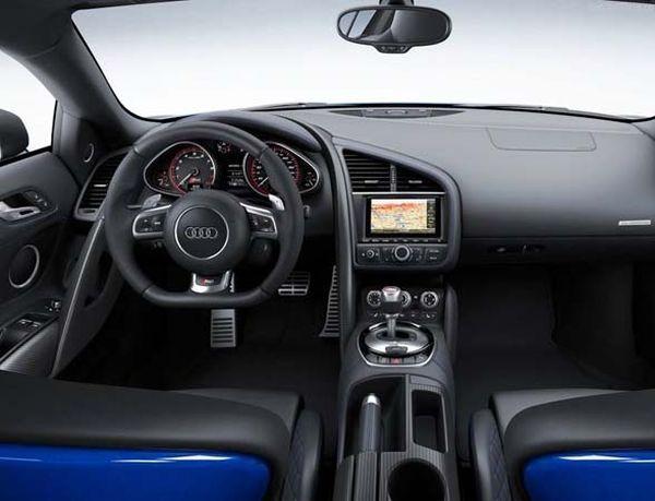 Audi R8 LMX 2015 Interior