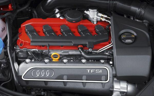 2015 - Audi RS3 Engine