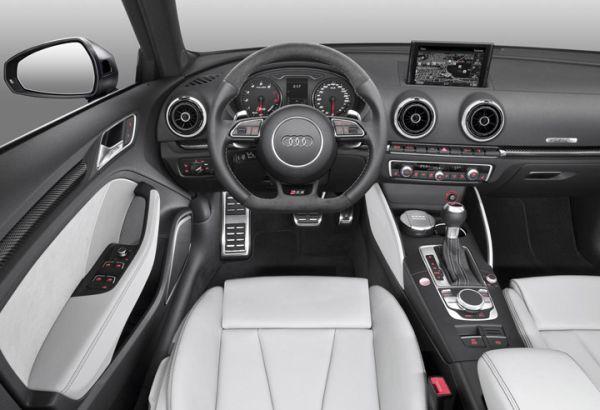 2015 - Audi RS3 Interior