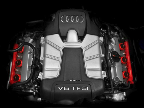 2015 - Audi SQ5 Engine
