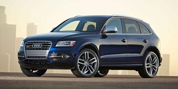 2015 - Audi SQ5