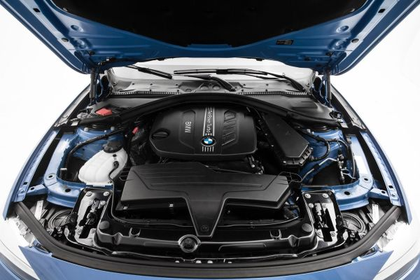 2015 BMW - 328d Sedan Engine