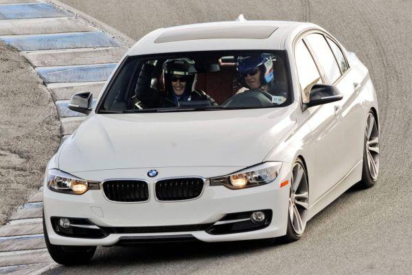 2015 - BMW 328d Sedan