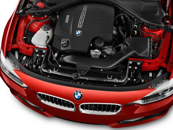 2015 - BMW 328i Sedan Engine