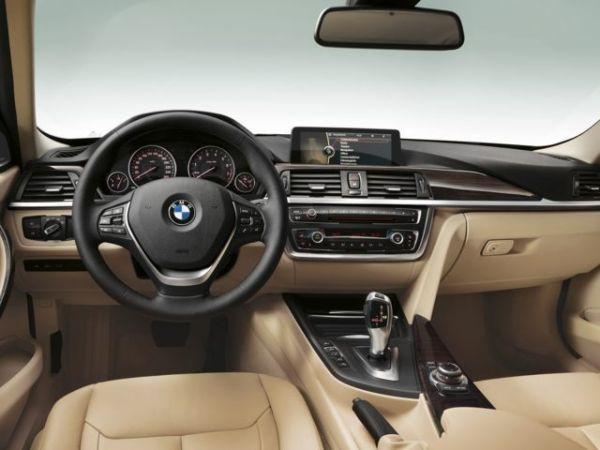 2015 - BMW 328i Sedan Interior