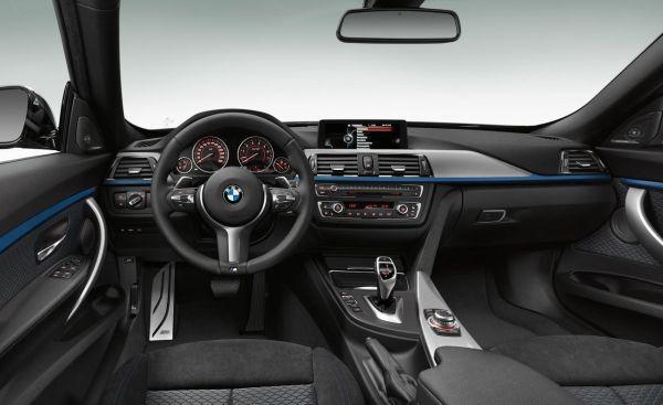 2015 BMW 335i - Sedan Interior