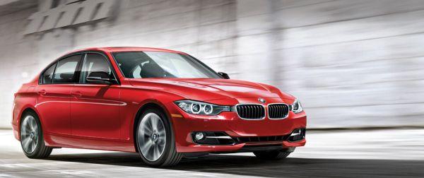 2015 - BMW 335i Sedan