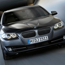 2015 BMW 5-Series featured