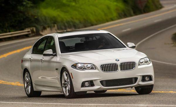 2015 - BMW 535d