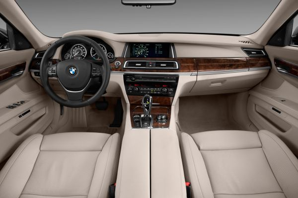 BMW Active Hybrid Sedan Interior 2015