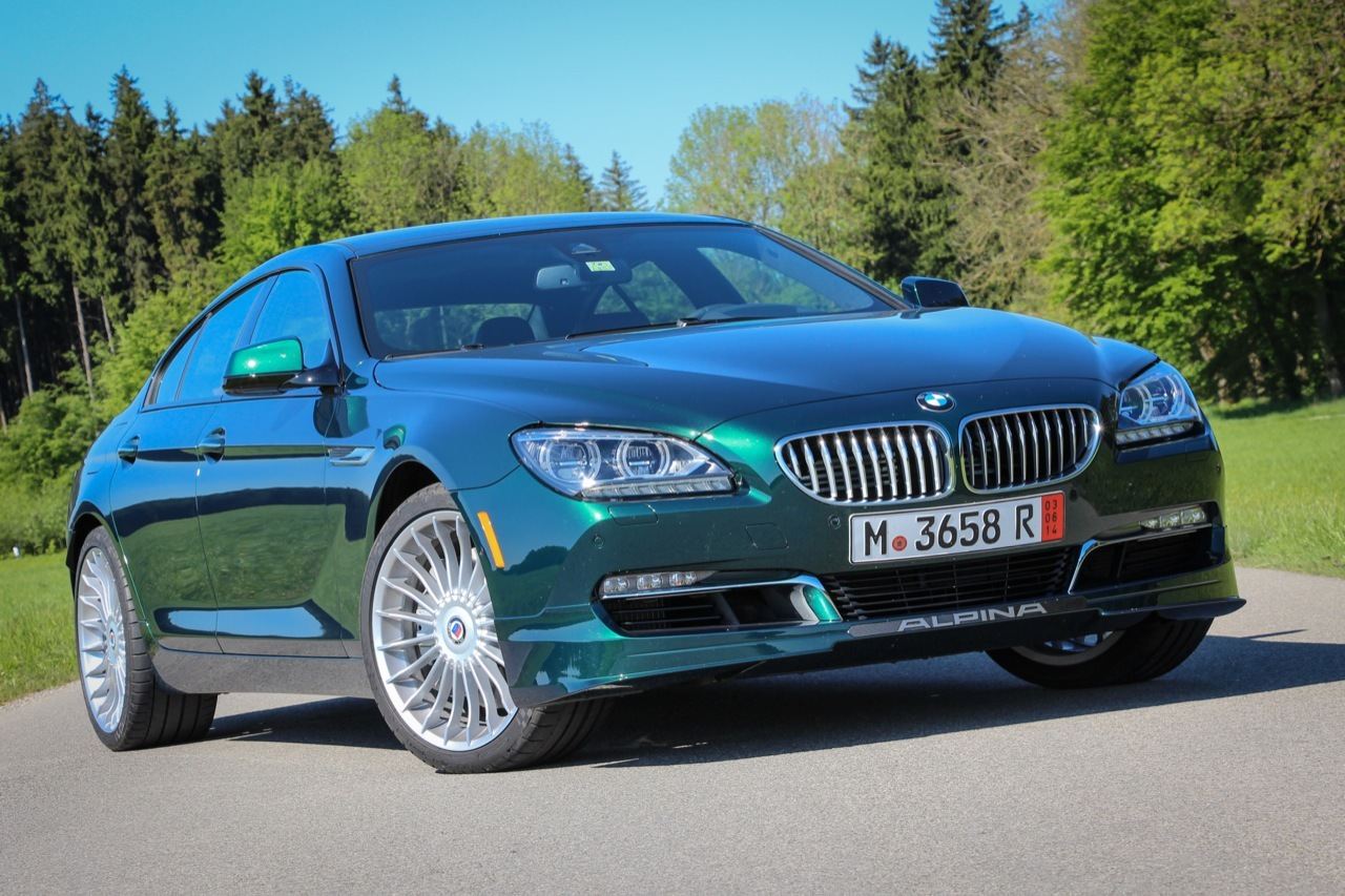 2015 bmw alpina b6 xdrive gran coupe price specs. Black Bedroom Furniture Sets. Home Design Ideas