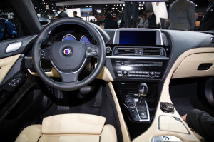 2015 BMW Alpina B6 xDrive Gran Coupe Interior