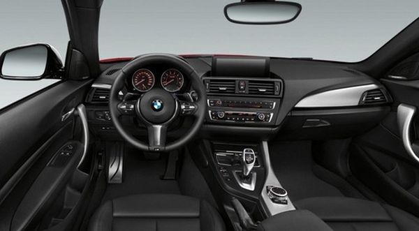2015 BMW M235i Coupe Interior