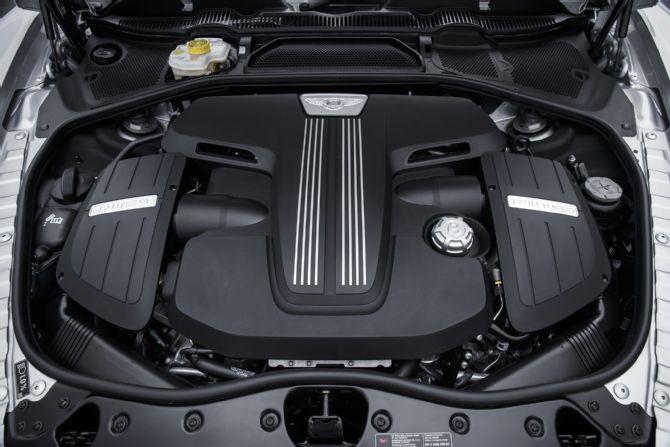 2015 Bentley Flying Spur Sedan