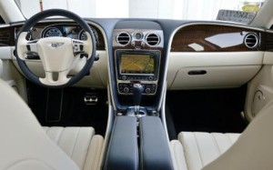 2015 Bentley Flying Spur Sedan