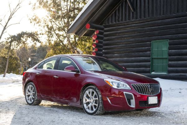 2015 - Buick Regal GS