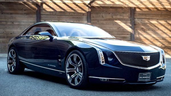 2015 Cadillac Elmiraj