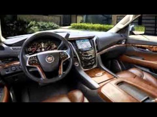 2015 - Cadillac Fleetwood Interior