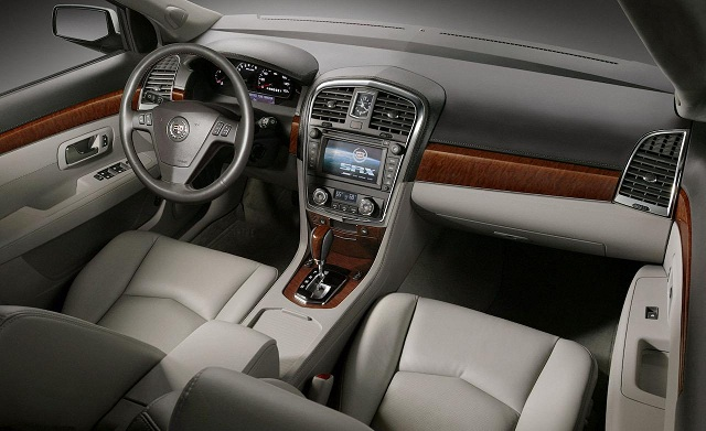2015 Cadillac Srx Exterior Colors Autos Post