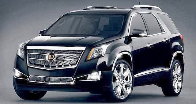 2015 cadillac srx review msrp colors. Black Bedroom Furniture Sets. Home Design Ideas