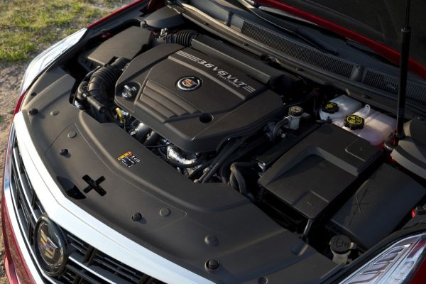 2015 Cadillac XTS Engine