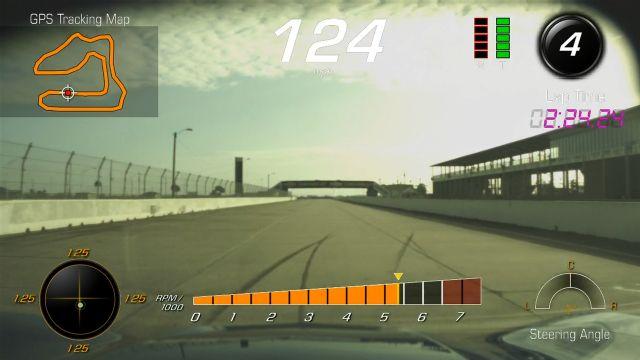 Performance Data Recorder by Chevrolet Corvette