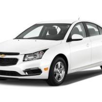 2015 - Chevrolet Cruze