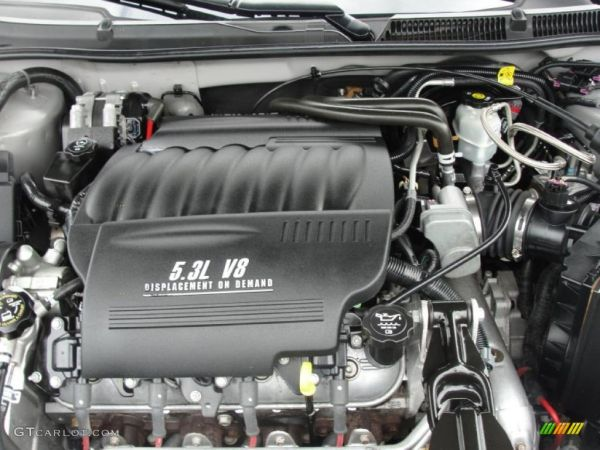 2015 Chevrolet Impala Engine