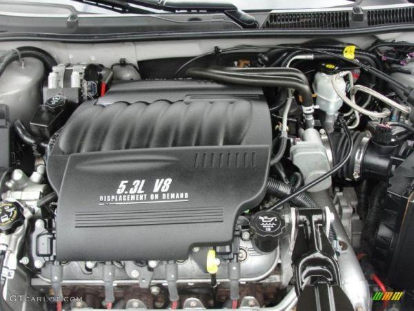 2015 Chevrolet Impala Engine