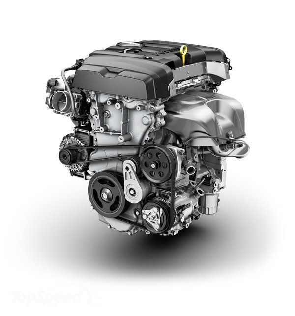2015 - Chevrolet Orlando Engine