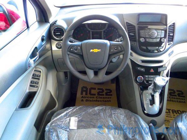 2015 - Chevrolet Orlando Interior