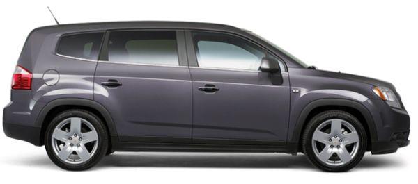 2015 - Chevrolet Orlando