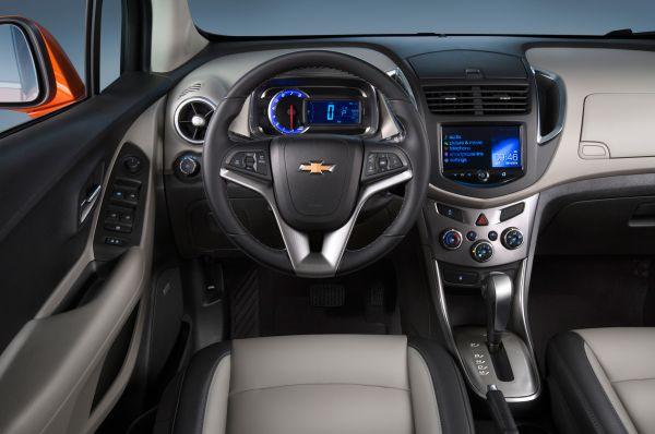 2015 - Chevrolet Trax Interior