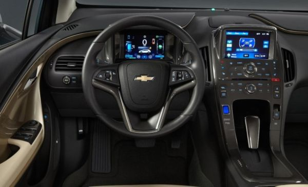 2015 - Chevrolet Volt Interior