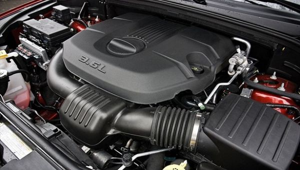 Dodge Durango 2015  Engine