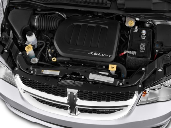 2015 - Dodge Grand Caravan  Engine