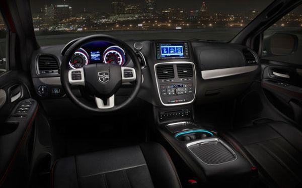 2015 - Dodge Grand Caravan  Interior
