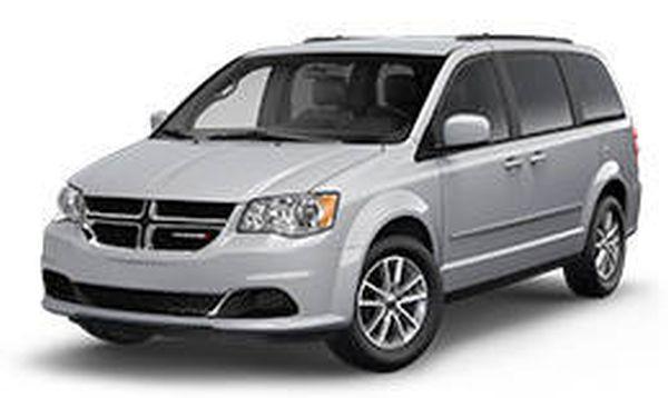 2015 - Dodge Grand Caravan