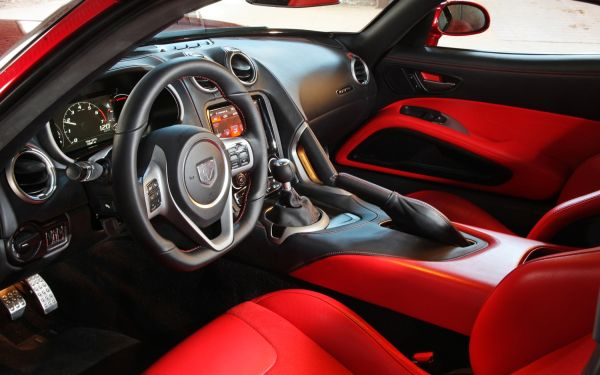 2015 Dodge - Viper SRT Interior