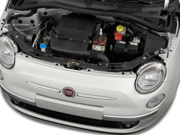 2015 FIAT 500 Engine