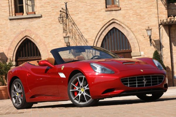 2015 - Ferrari California