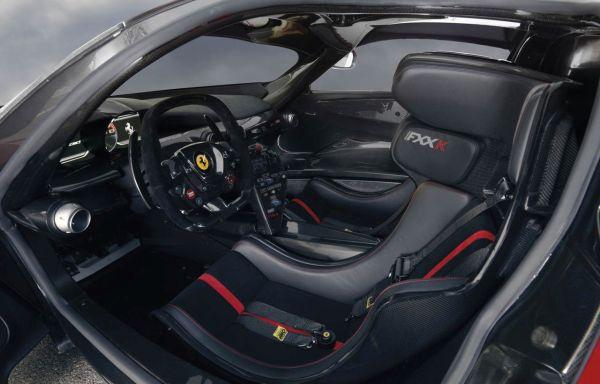 2015 - Ferrari FXX K Interior