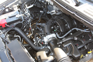 2015 Ford F-150 Engine